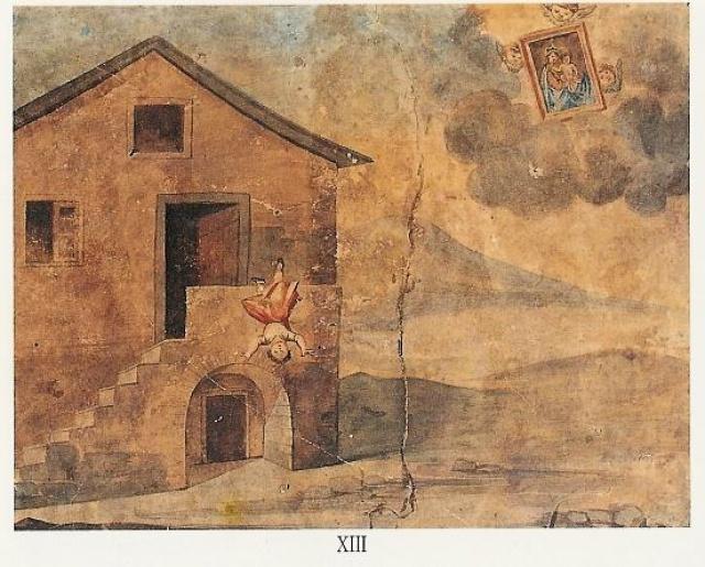 82 – SANTUARIO DI NOSTRA SIGNORA DEL BOSCHETTO – CAMOGLI (GE)
