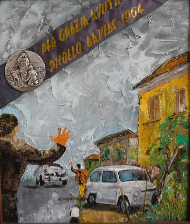 86 – SANTUARIO NOSTRA SIGNORA DELLA GUARDIA – CERANESI (GE)