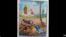 Ex voto alla Madonna del Santuario di Ghisalba