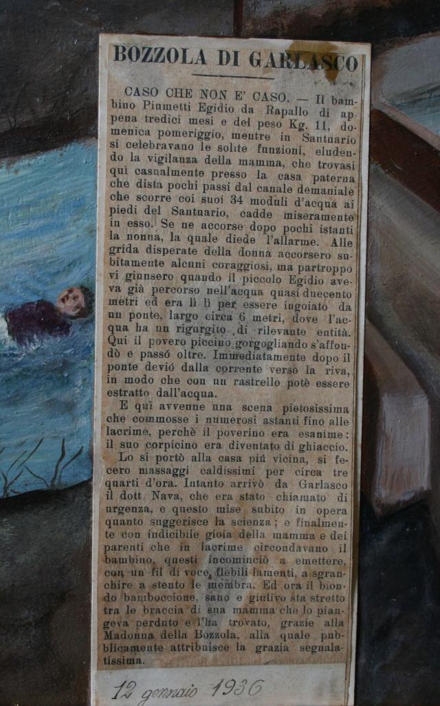 6 – SANTUARIO MADONNA DELLA BOZZOLA – GARLASCO (PV)