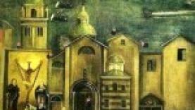 Bombe su Genova