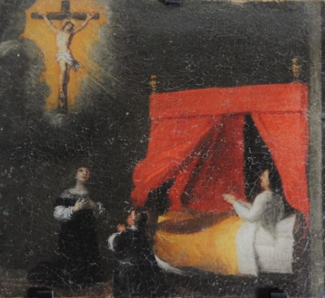 4 – CONVENTO DI S. MARIA DI CASTELLO – GENOVA