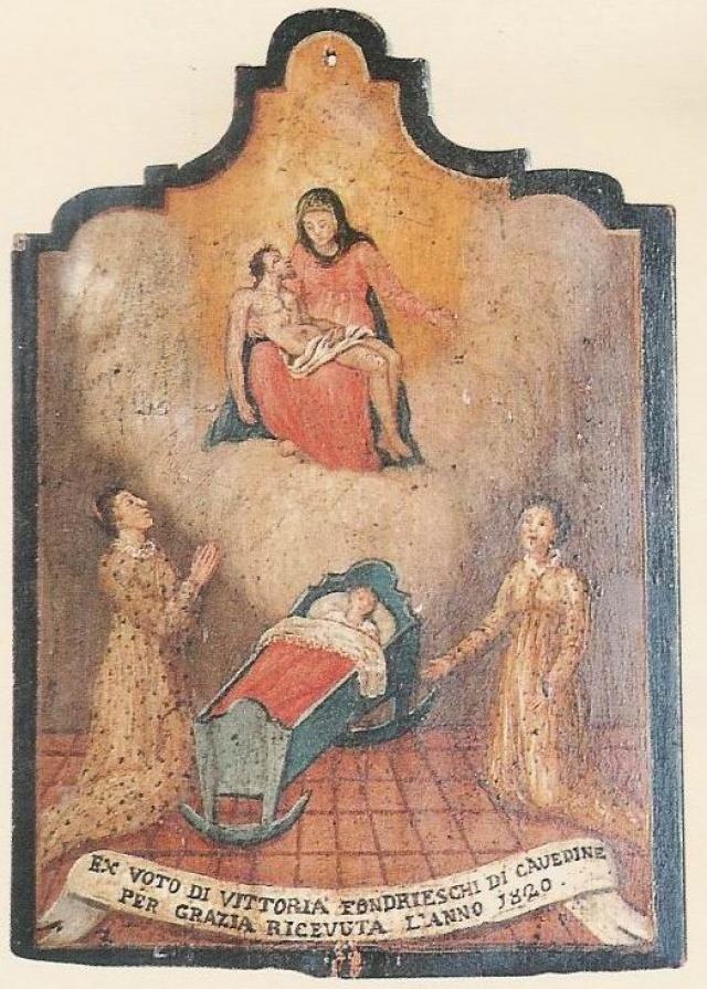117– SANTUARIO MADONNA DELLA CORONA DI SPIAZZI (VR)
