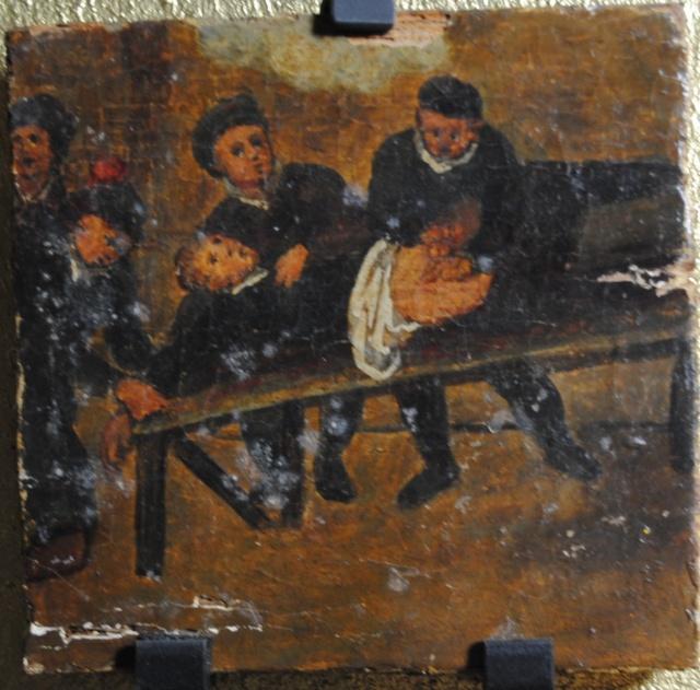 7 – CONVENTO DI S. MARIA DI CASTELLO – GENOVA