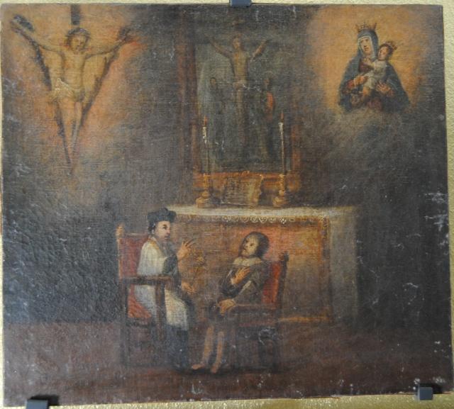 8 – CONVENTO DI S. MARIA DI CASTELLO – GENOVA