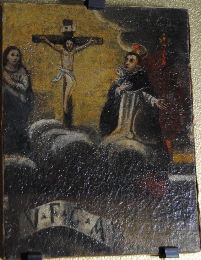 29 – CONVENTO DI S.MARIA DI CASTELLO – GENOVA