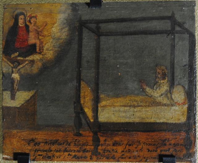 18 – CONVENTO DI S.MARIA DI CASTELLO – GENOVA