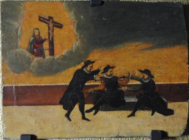 74 – CONVENTO DI S.MARIA DI CASTELLO – GENOVA