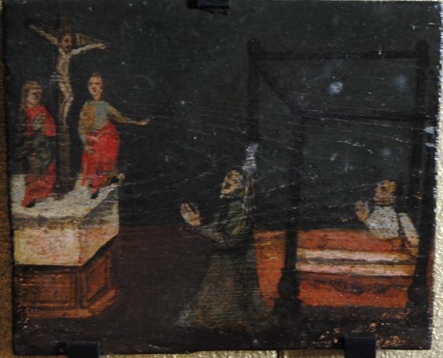 85 – CONVENTO DI S.MARIA DI CASTELLO – GENOVA