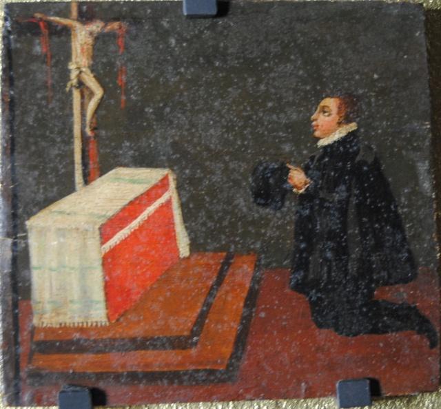 105 – CONVENTO DI S.MARIA DI CASTELLO – GENOVA