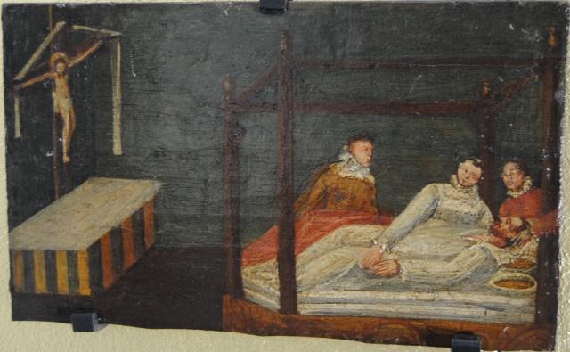 110 – CONVENTO DI S.MARIA DI CASTELLO – GENOVA
