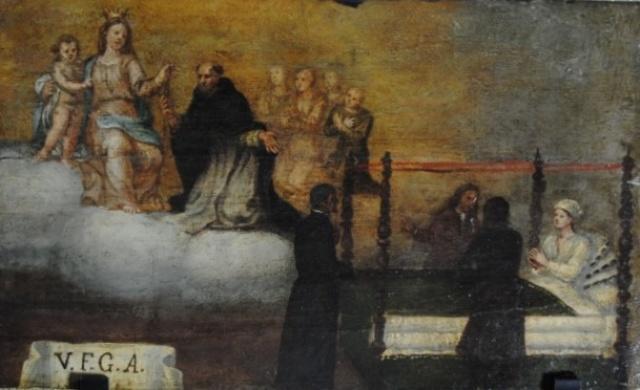 103 – CONVENTO DI S.MARIA DI CASTELLO – GENOVA