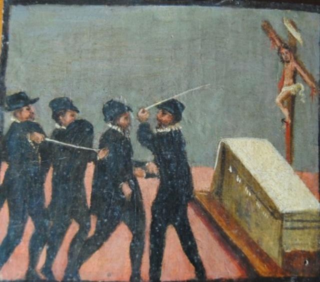 144 – CONVENTO DI S.MARIA DI CASTELLO – GENOVA