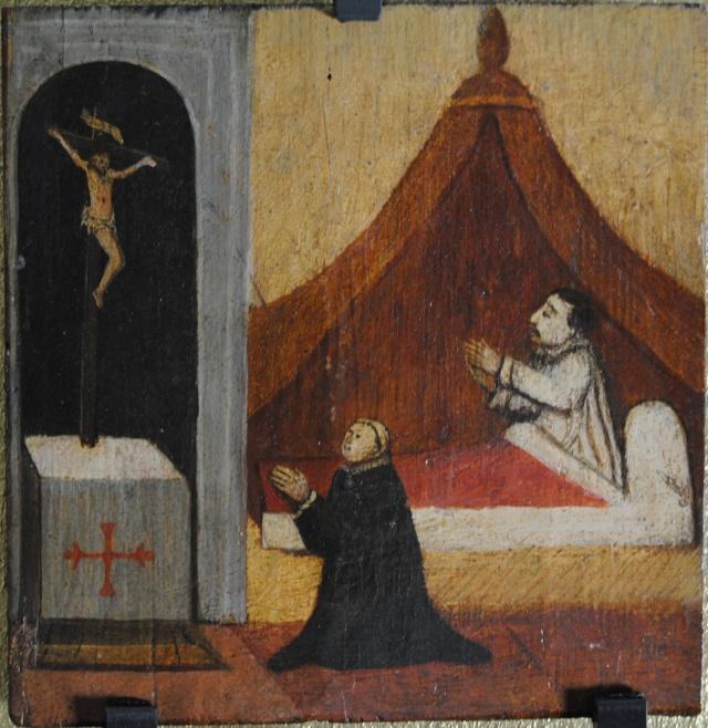 141 – CONVENTO DI S.MARIA DI CASTELLO – GENOVA