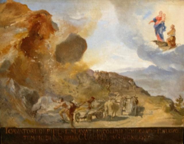 191 – SANTUARIO NOSTRA SIGNORA DELLA GUARDIA – CERANESI (GE)