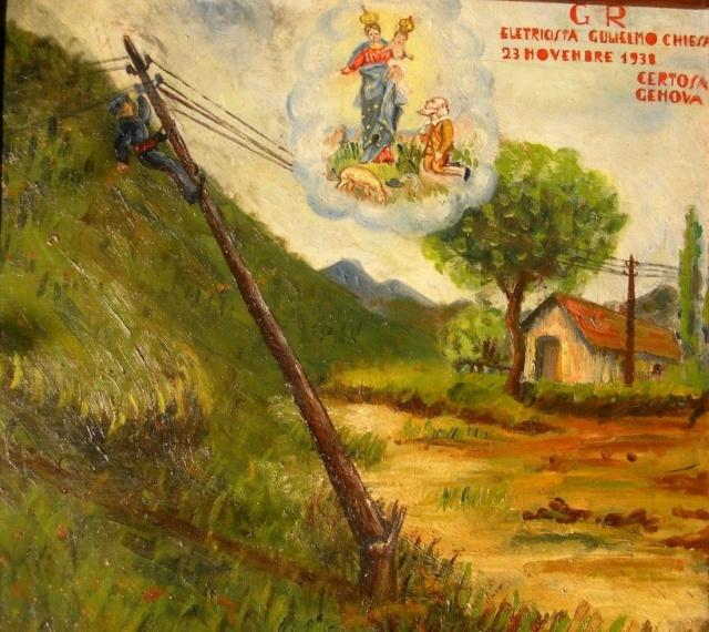 171 – SANTUARIO NOSTRA SIGNORA DELLA GUARDIA – CERANESI (GE)