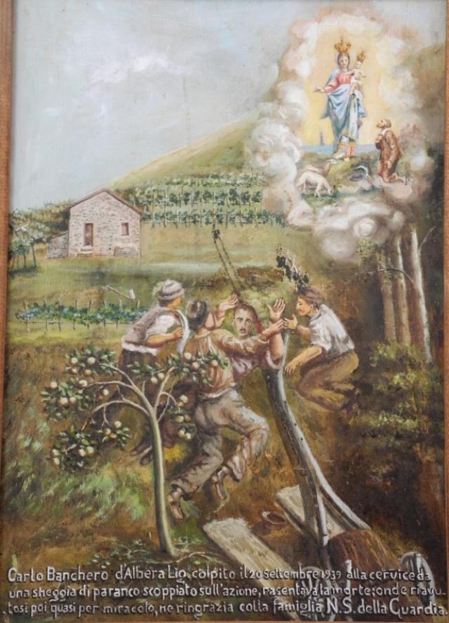 235 – SANTUARIO NOSTRA SIGNORA DELLA GUARDIA – CERANESI (GE)