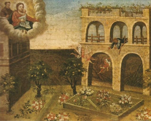 28 – CATTEDRALE DI NOSTRA SIGNORA DELL'ORTO- CHIAVARI (GE)