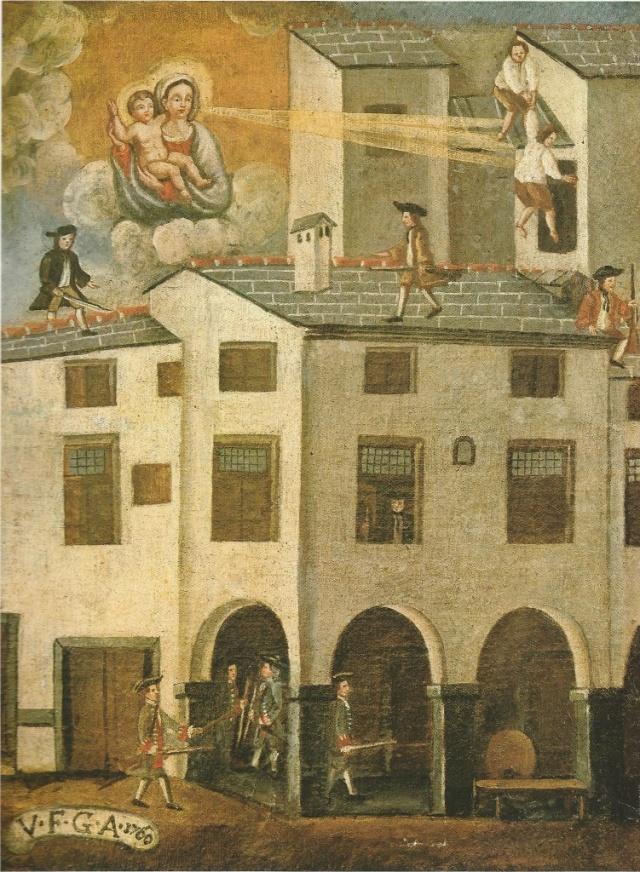 15 – CATTEDRALE DI NOSTRA SIGNORA DELL'ORTO- CHIAVARI (GE)