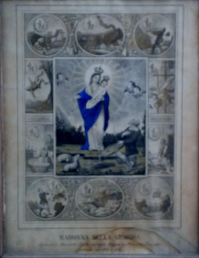 264 – SANTUARIO NOSTRA SIGNORA DELLA GUARDIA – CERANESI (GE)