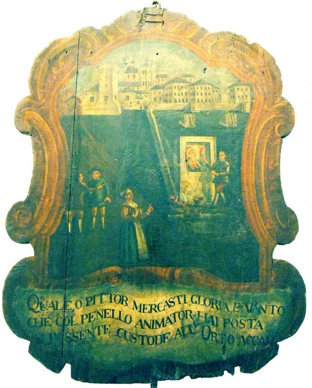 12 – CATTEDRALE DI NOSTRA SIGNORA DELL'ORTO- CHIAVARI (GE)