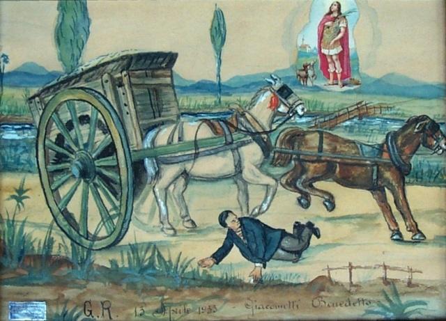 191 – SANTUARIO DI SAN VITO MARTIRE – NOLE (TO)