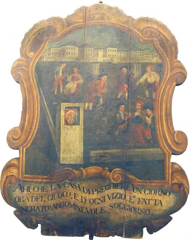 8 – CATTEDRALE DI NOSTRA SIGNORA DELL'ORTO- CHIAVARI (GE)