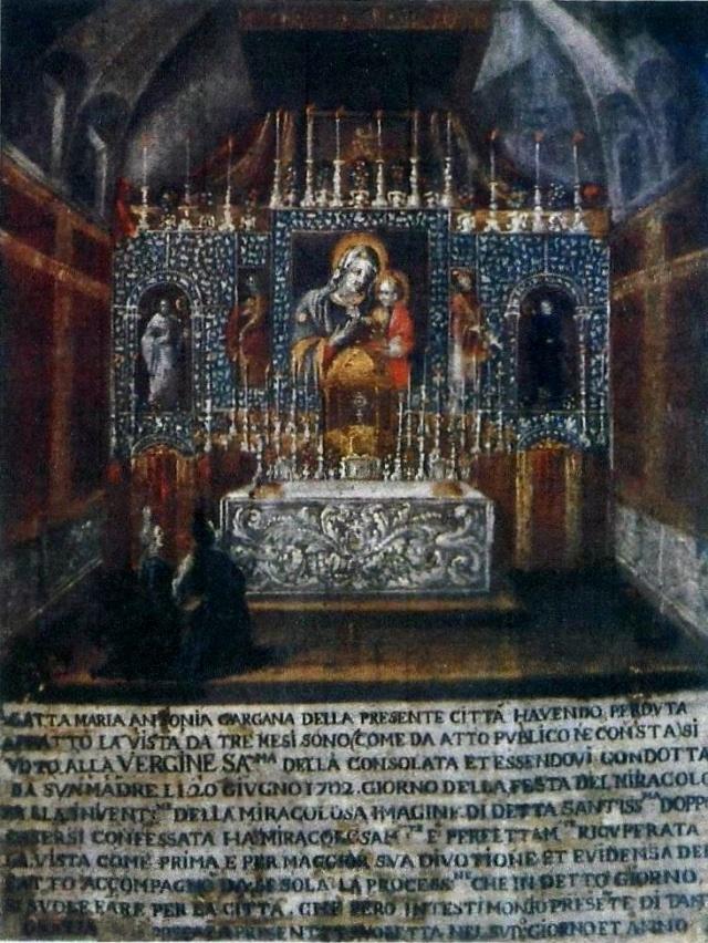 648 – SANTUARIO BASILICA DELLA CONSOLATA – TORINO