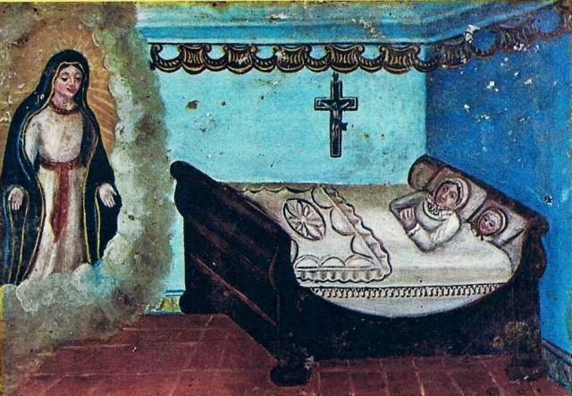 21 – SANTUARIO DIOCESANO MADONNA DELLA MISERICORDIA IN VALMALA (CN)