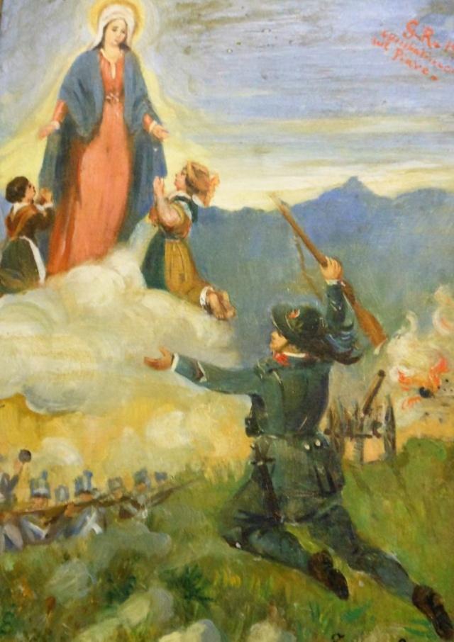 51 – SANTUARIO DIOCESANO MADONNA DELLA MISERICORDIA IN VALMALA (CN)