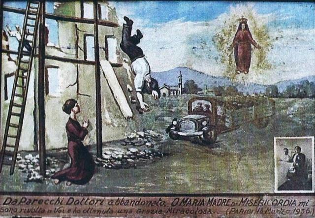70 – SANTUARIO DIOCESANO MADONNA DELLA MISERICORDIA IN VALMALA (CN)