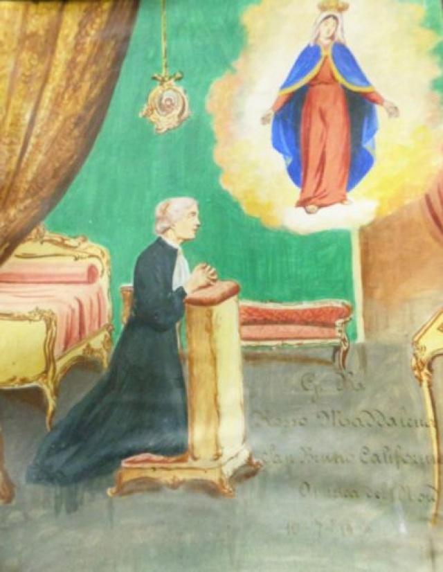 8 – SANTUARIO DIOCESANO MADONNA DELLA MISERICORDIA IN VALMALA (CN)