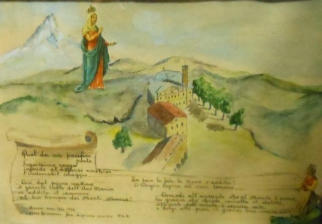 9 – SANTUARIO DIOCESANO MADONNA DELLA MISERICORDIA IN VALMALA (CN)