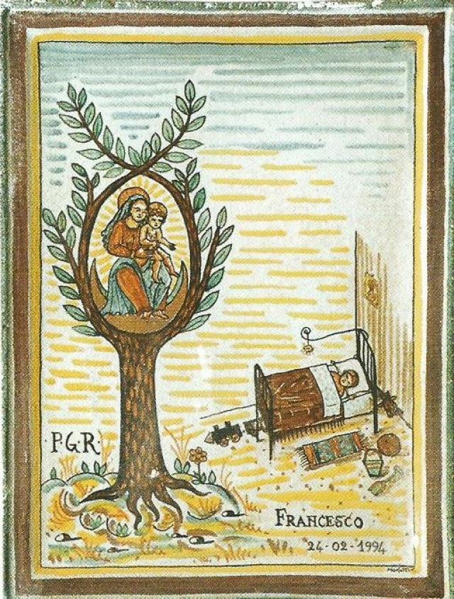 656 – SANTUARIO DELLA MADONNA DEL BAGNO – DERUTA (PG)