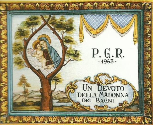 562 – SANTUARIO DELLA MADONNA DEL BAGNO – DERUTA (PG)