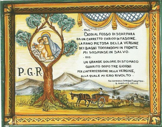 599 – SANTUARIO DELLA MADONNA DEL BAGNO – DERUTA (PG)