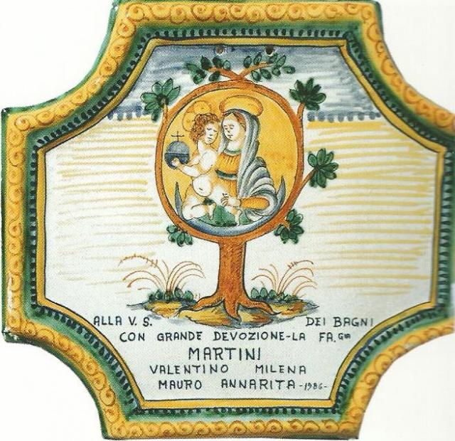 618 – SANTUARIO DELLA MADONNA DEL BAGNO – DERUTA (PG)
