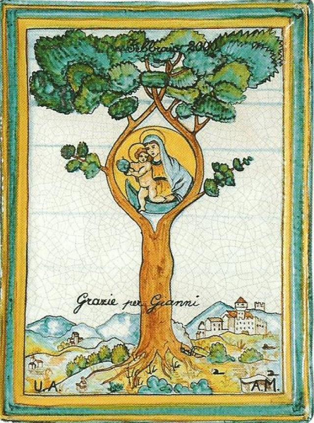731 – SANTUARIO DELLA MADONNA DEL BAGNO – DERUTA (PG)