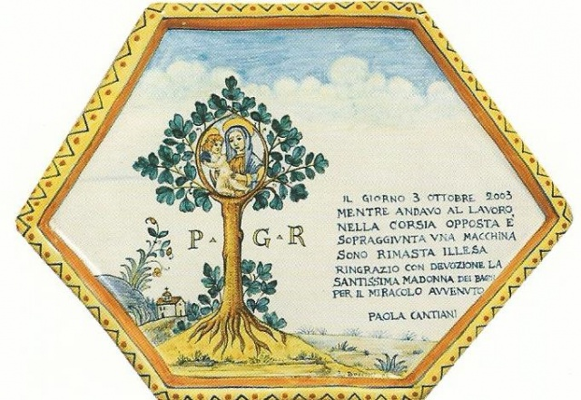 746 – SANTUARIO DELLA MADONNA DEL BAGNO – DERUTA (PG)