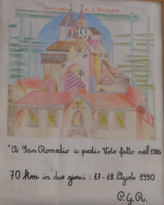 10 – SANTUARIO DI SAN ROMEDIO – COREDO (TN)