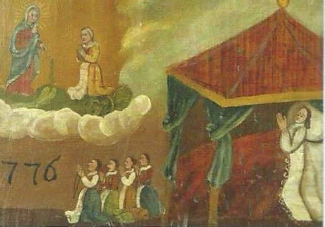 63 – SANTUARIO DELLA MADONNA DI PINE' -MONTAGNAGA (TN)