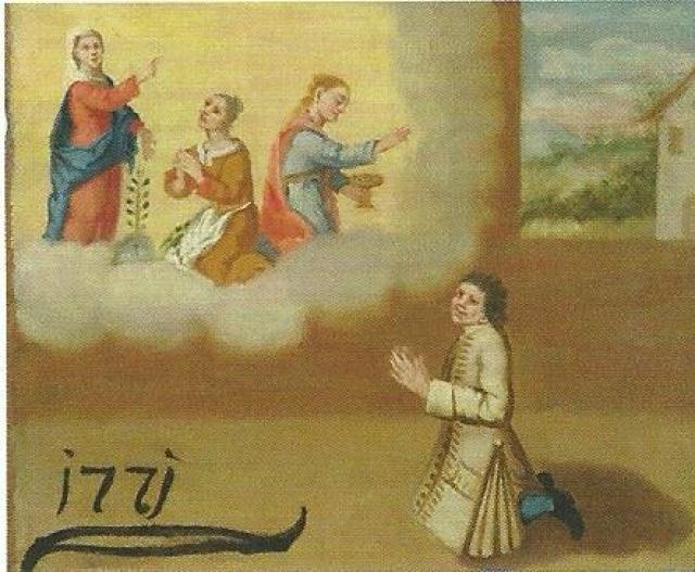 82 – SANTUARIO DELLA MADONNA DI PINE' -MONTAGNAGA (TN)