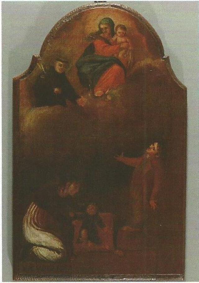 188 – SANTUARIO DELLA MADONNA DI PINE' -MONTAGNAGA (TN)
