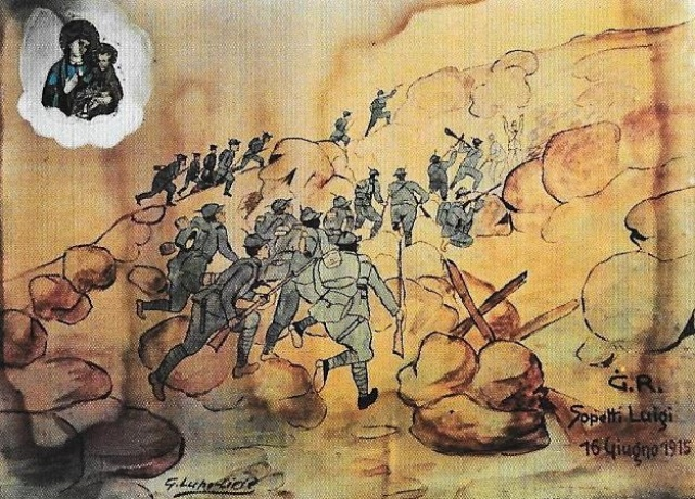 82 – SANTUARIO BASILICA DELLA CONSOLATA – TORINO