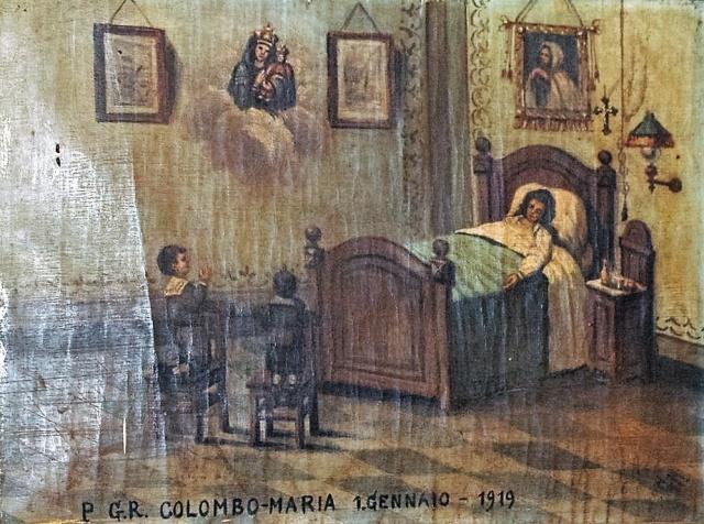 143 – SANTUARIO BASILICA DELLA CONSOLATA – TORINO