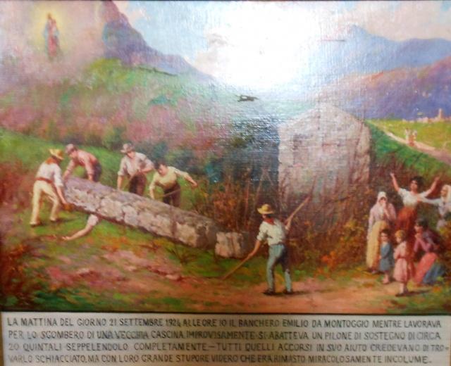 284 –  SANTUARIO NOSTRA SIGNORA DELLA GUARDIA – CERANESI (GE)
