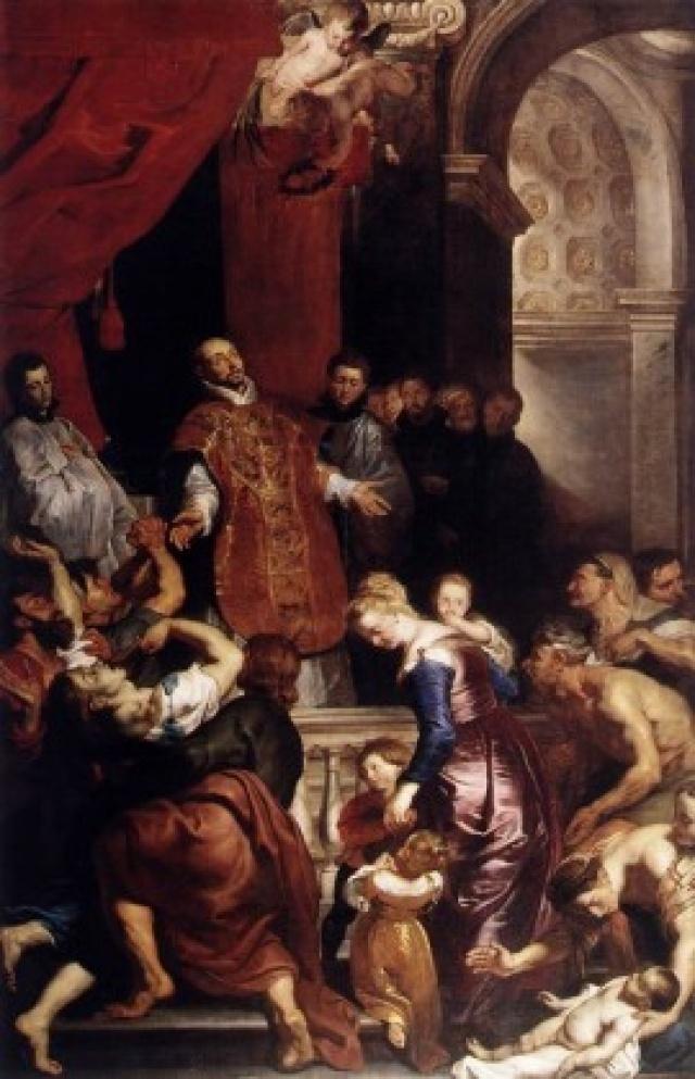 8 – PIETER PAUL RUBENS – MIRACOLI DI SANT'IGNAZIO