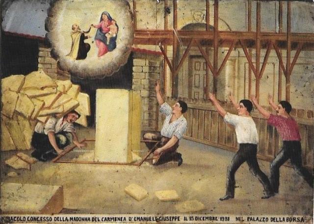 13 – BASILICA SANTUARIO MARIA SS. ANNUNZIATA AL CARMINE (CATANIA)