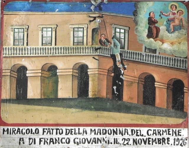 12 – BASILICA SANTUARIO MARIA SS. ANNUNZIATA AL CARMINE (CATANIA)