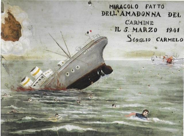 16 – BASILICA SANTUARIO MARIA SS. ANNUNZIATA AL CARMINE (CATANIA)